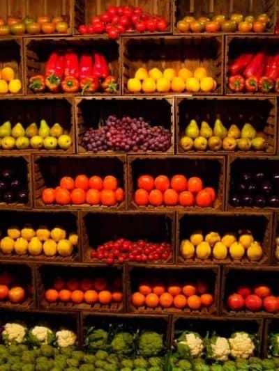 Frukt o grönt