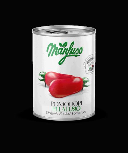 Hela tomater biologiska